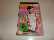 PlayStation Portable PSP Cover Girl