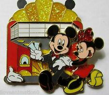 Disney NYC White Glove Mickey & Minnie Mouse at the Theater Artist Proof AP Pin