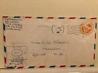 U.S. Army Post Examiner passed 1943 Anchorage cover Ref R25504