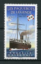 New Caledonia 2017 MNH Ocean Liners Natal 1v Set Boats Ships Stamps