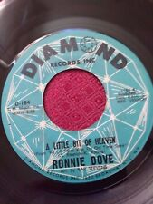 Ronnie Dove - A little bit of Heaven/if i live to be a hundred - 1965 Diamond 45