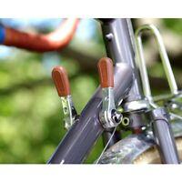 NEW Dia Compe Inverse//Reverse Brake Levers GUM RUBBER retro fixed cycle