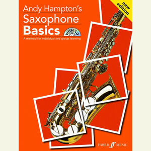 Saxophone Basics (Pupil's Book With CD) - NEW