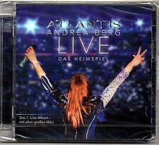 ANDREA BERG - ATLANTIS LIVE DAS HEIMSPIEL - 2 CD NUOVO SIGILLATO