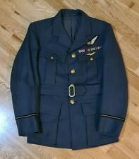 WW2 Royal Air Force RAF Officers Tunic - Flying Officer AG, DFC, No. 635 Sqn