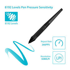 Pw500 Battery Digital Drawing Stylus Pen for Huion Graphics Tablets Q11k HY