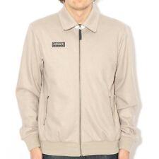 New NWT adidas Spezial Beckenbauer Light Brown Full Zip M63747 Size XS Jacket