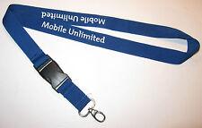 Mobile Unlimited Schlüsselband Lanyard NEU (T73)