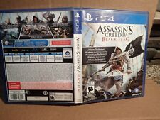 Assassin's Creed IV Black Flag (Sony PlayStation 4) Complete, tested