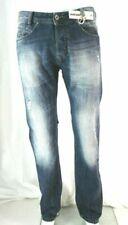 Jeans bleu pour homme taille 34
