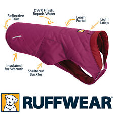 Ruffwear Stumptown DOG JACKET Insulated Dog Coat Jacket, All Colours & Sizes