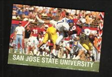 San Jose State Spartans--1994 Football Pocket Schedule--Mercury News