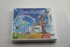 Jeu EVER OASIS NEUF SOUS BLISTER pour Nintendo 3DS Version française