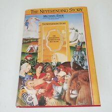 The Neverending Story, Manheim, Ende First 1st American edition 1983 hardcover