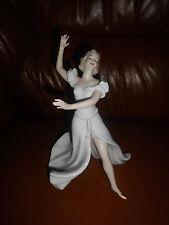 Ballerina Tänzerin  Porzellan Figur Wallendorf ca 24 cm