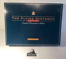 Hornby ~ R098 - FLYING SCOTSMAN LOCOMOTIVE TWIN TENDER - LTD ED. BOXED RARE