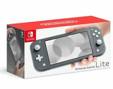 Nintendo Switch Lite Handheld Console 32GB  - Gray - Brand New - In Stock Now!