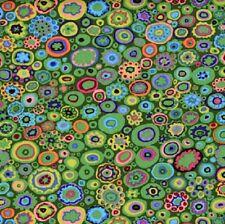 tissu patchwork kaffe fassett vert  paper weight Algae 45x55cm