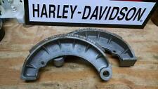JAWA OEM 05 2035 Brake shoe set LINING dirt two 2 stroke motocross speedway rare