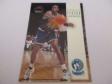 Carte NBA SKYBOX 1993-94 #117 Chuck Person Minnesota Timberwolves