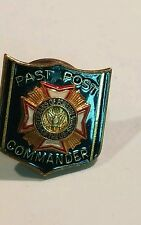 10k Past Commander Veteran of Foreign wars pin
