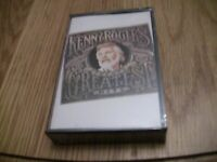 Kenny Rogers - Twenty Greatest Hits - Cassette Tape 1983 New
