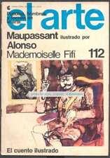 Maupassant Magazine El Arte Illustrations Signed Alonso