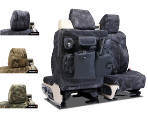 Ballistic Kryptek Tactical Custom Fit Seat Covers For Ford F350