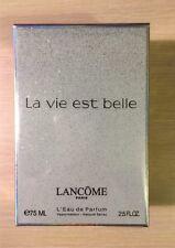 Lancome La Vie Est Belle 2.5oz 75 ml Women's Eau de Parfum Spray Sealed New