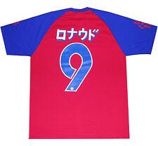 Mens Japanese Tokyo Manga Super Retro Dry Sports Hentai Design T-Shirt Large New