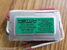 Hatch RS12-30M-LED 120V>11.5V 30WATT MAX FOR 12V LED