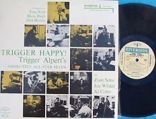 Trigger Alpert SPA Reissue LP Trigger happy NM Riverside Jazz Cool