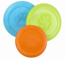 West Paw Design Zogoflex Tough Dog Puppy Toys ZISC FRISBEE LARGE 21.5CM Durable