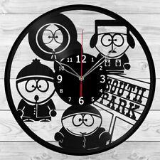 Vinyl Clock South Park Record Wall Clock Home Decor Original Gift 1313