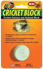 Zoo Med Cricket bloque De Calcio Y gutload bloque 12.8g