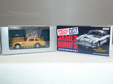 Corgi James Bond 007 Thunderball 50th Aston Martin Db5 Gold Car Model Cc04206