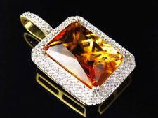 Joyería amarillo diamante diamante