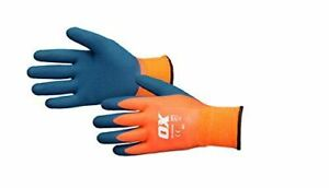 OX Tools OX-S483910 OX Waterproof Thermal Latex Glove Size 10 / XL