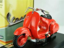 VESPA 98 CORSA 1947 MODEL SCOOTER 1:18 SCALE RED MOPED MAISTO 04345R K8Q