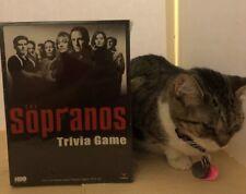 The Sopranos Trivia Game. New!