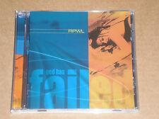 RPWL - GOD HAS FAILED - CD COME NUOVO (MINT)