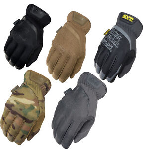 MECHANIX FASTFIT GLOVES WORKWEAR SHOOTING AIRSOFT COMBAT