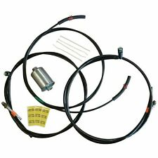 1998-2000 Chevrolet/GMC C/K Classic 2500-3500 Nylon Fuel Line Replacement Kit