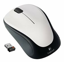 Logitech Wireless Mouse Ivory White M235rIW LOGICOOL