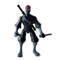 Foot Soldier TMNT Teenage Mutant Ninja Turtles Action Figure 2012 Nickelodeon
