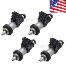 4pcs Genuine OEM Fuel Injectors 06164-PCA-000 for 1999-2001 Honda CRV CR-V 2.0L