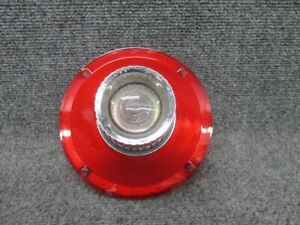 1964 Ford Galaxie Tail Light Lamp Lens with Backup Lens - NORS #2
