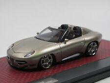 Matrix Scale Models 2017 Alfa Romeo Disco Volante Spyder Champagne metallic 1/43