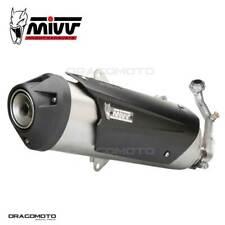 KYMCO XCITING 250 Full exhaust MIVV Urban 2006-2007 + Kat