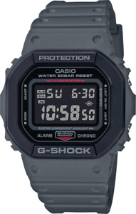 Casio G-Shock DW-5600 Series DW5610SU-8 Grey/Black 2020 Brand New Withtags